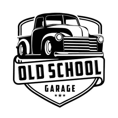 Logo Old School Garage