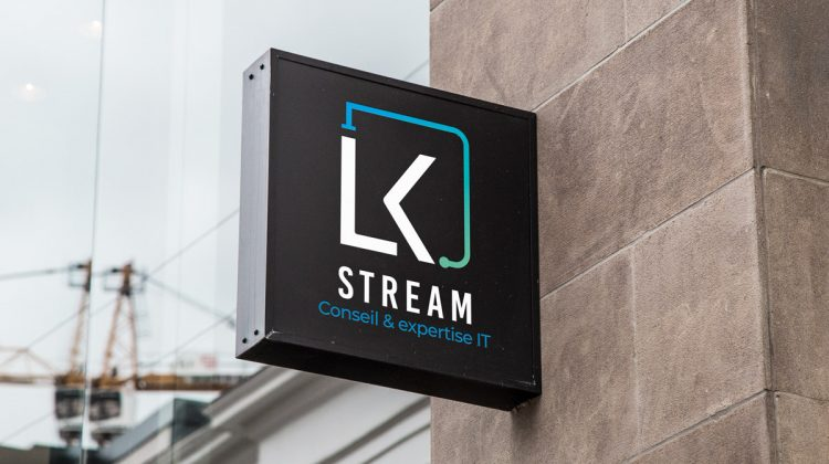 Logo LK Stream by Starton